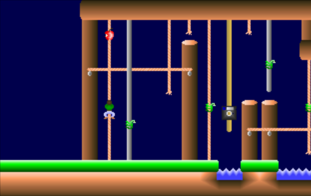 Friction, by A-J Games (1995)