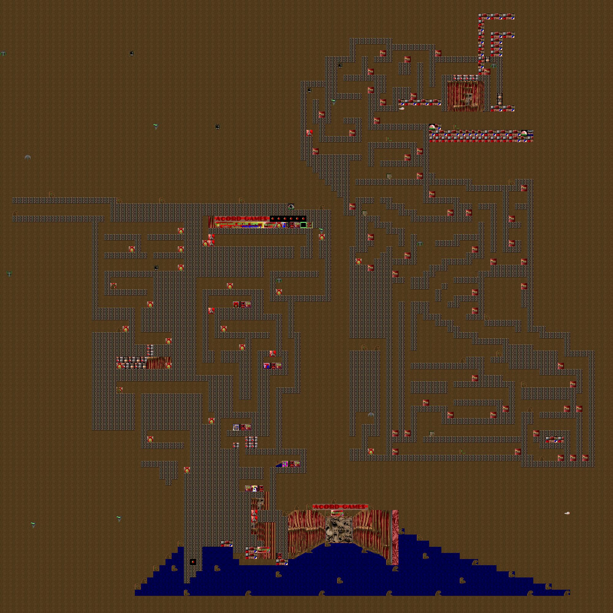 Pakdream The GameMaker Archive - Star map maker